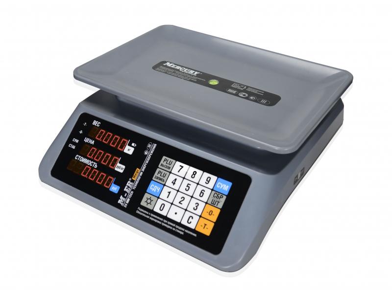 Весы Mercury M-ER 320AC-15.2 LCD