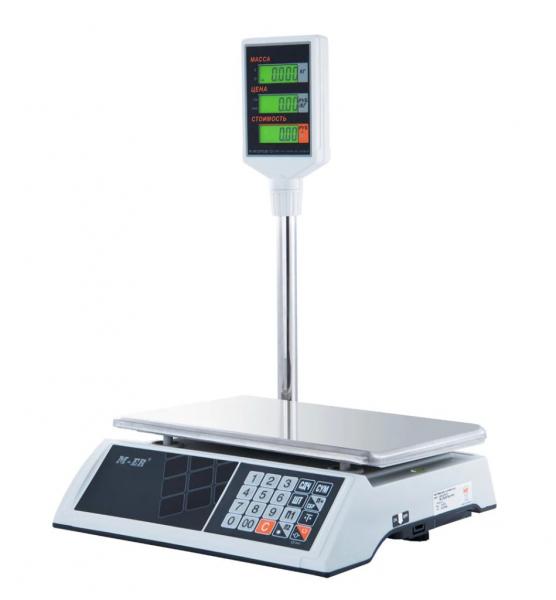 https://novhol.ru/Весы Mercury M-ER 326ACPX-32.5 LCD «Slim X»
